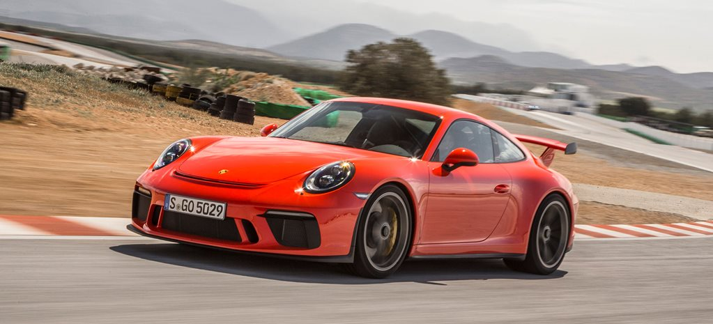 2017 Porsche 911 GT3 Quick Review