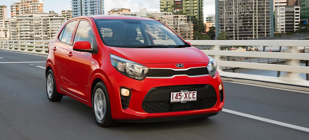 2017 Kia Picanto quick review