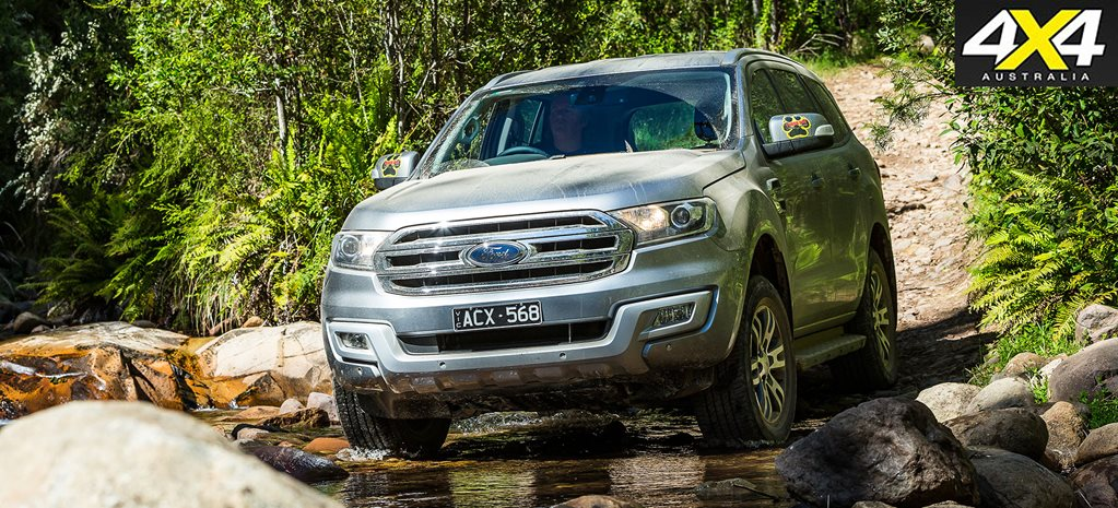 2017 Ford Everest Review