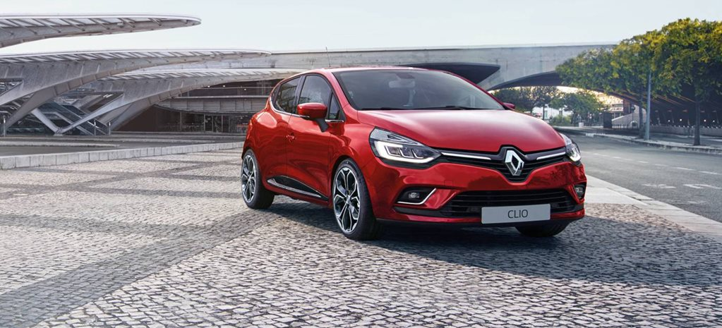 2017 Renault Clio pricing and specifications.