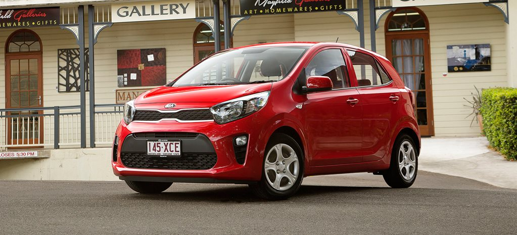 2017 Kia Picanto to gain AEB tech before year's end