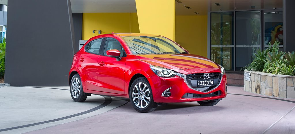 2017 Mazda 2 price and features