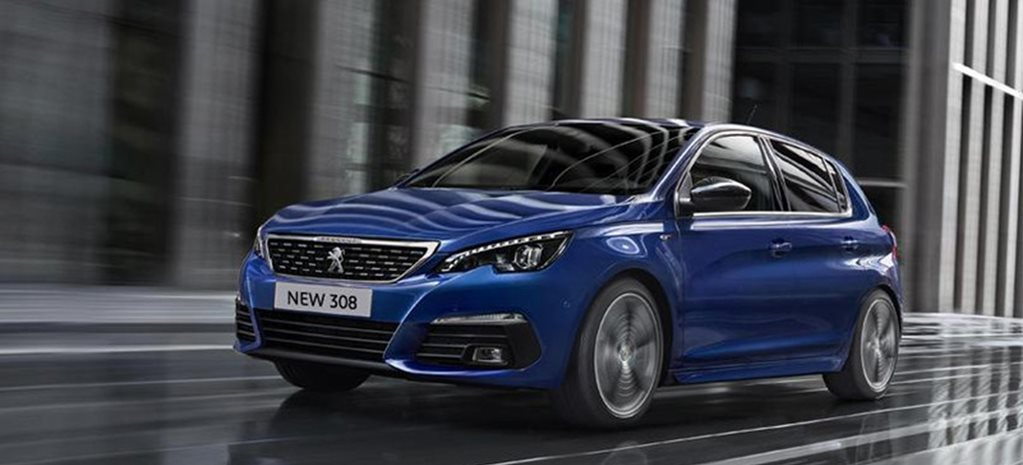 Peugeot 308 facelift revealed