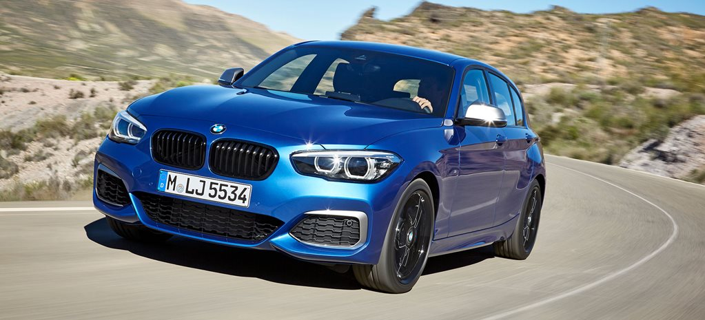 2018 BMW 1 Series update coming September