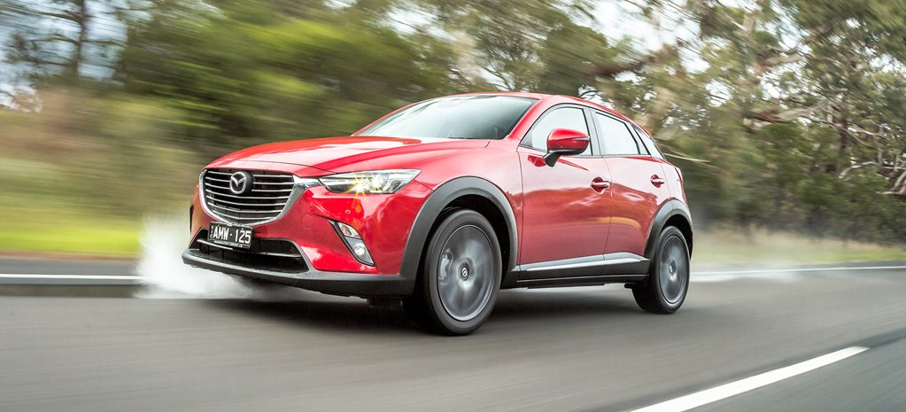 2017 Mazda CX-3 tweaks address its few weaknesses