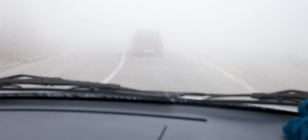 7 tips for driving through fog