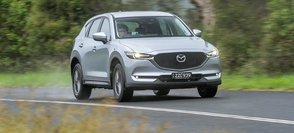 2017 Mazda CX-5 – WhichCar video review