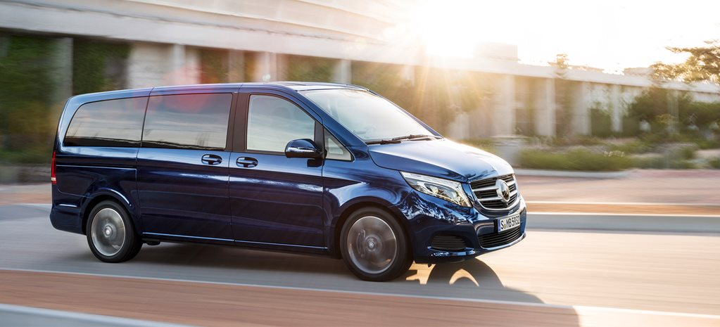 2017 Mercedes-Benz V220d brings sharper pricing to V-Class range