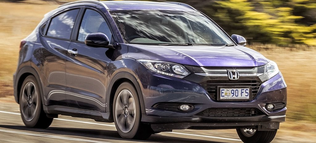 2017 Honda HR-V rolls out no-cost sat-nav