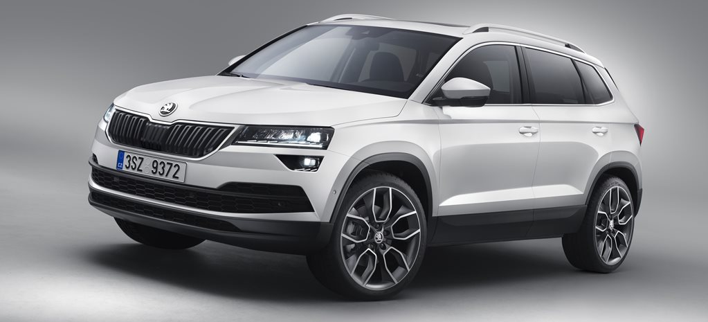 2018 Skoda Karoq revealed as Yeti replacement