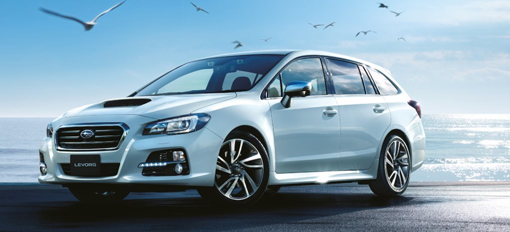 2017 Subaru Levorg range to grow with 1.6 turbo and STI flagship