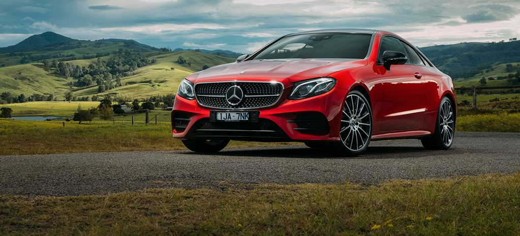 2017 Mercedes-Benz E400 Coupe Quick Review