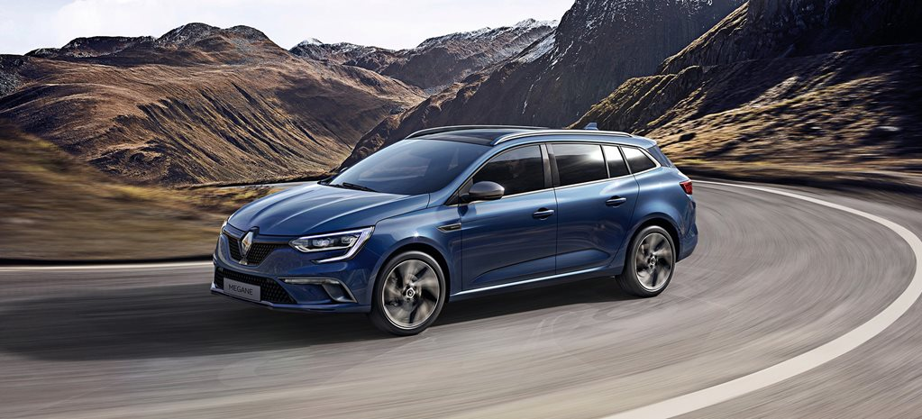 2017 Renault Megane range expands with wagon and sedan