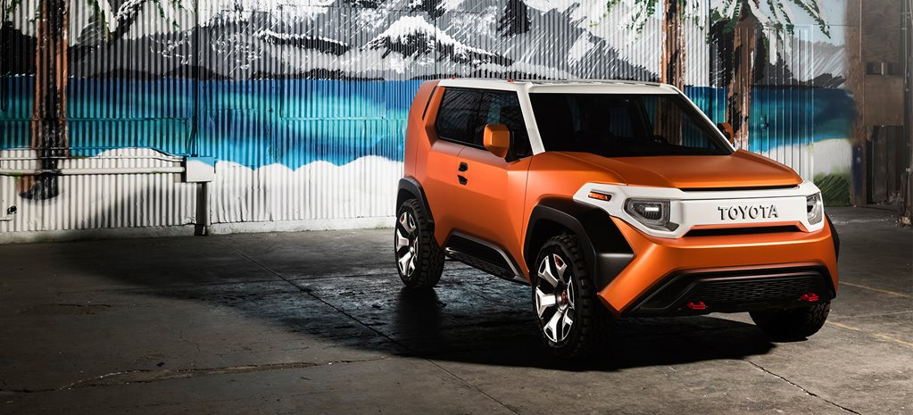 Toyota trademarks TJ Cruiser badge for possible FT 4X-based SUV