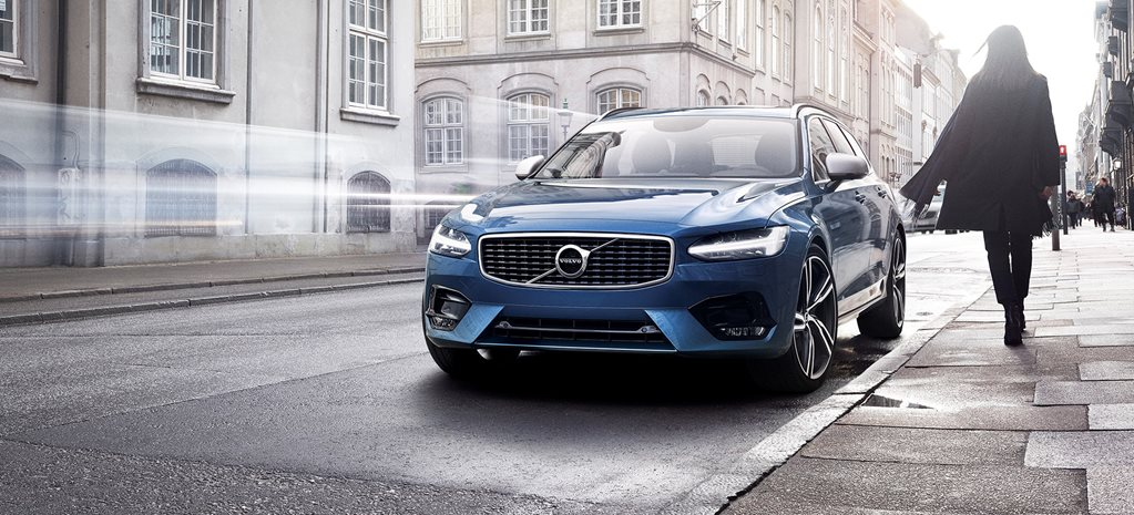 2017 Volvo S90 T6 R-Design arrives in Australia