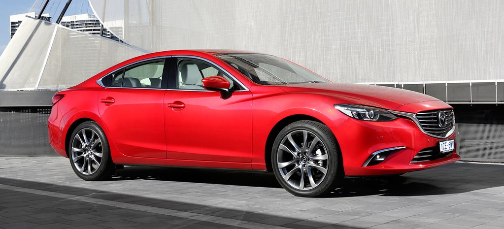 2017 Mazda 6 Atenza 2.2-litre sedan quick review