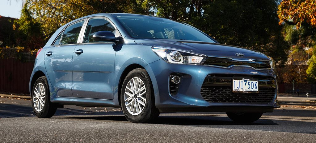 2017 Kia Rio review video