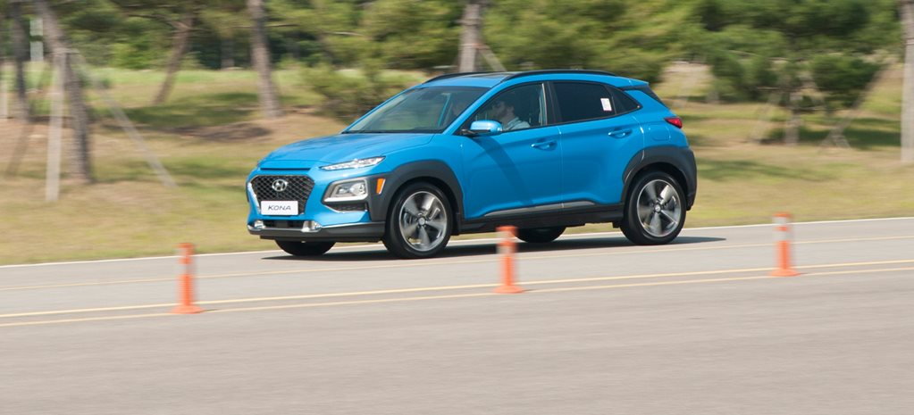 2017 Hyundai Kona quick review