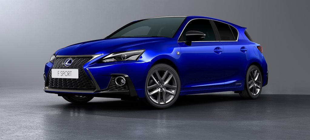2018 lexus ct 200h update revealed. Black Bedroom Furniture Sets. Home Design Ideas