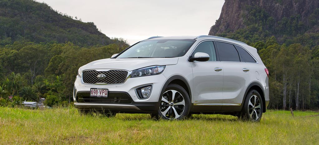 2017 Kia Sorento: Which spec is best