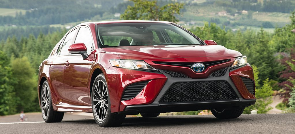2018 Toyota Camry to arrive in November