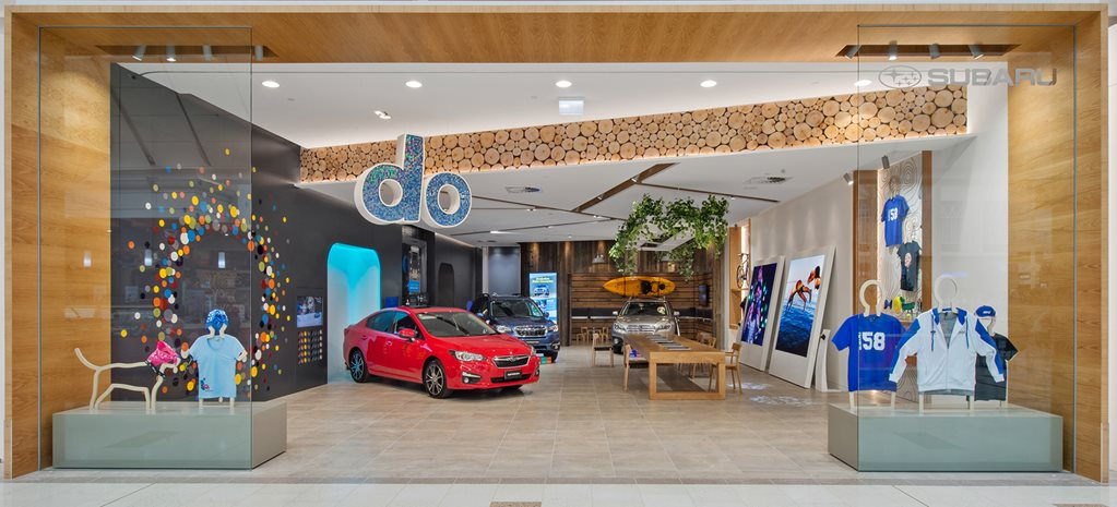 New-car showrooms look to the future