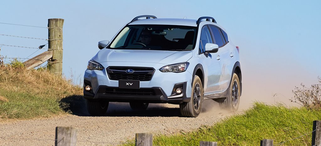 2017 Subaru XV Quick Review