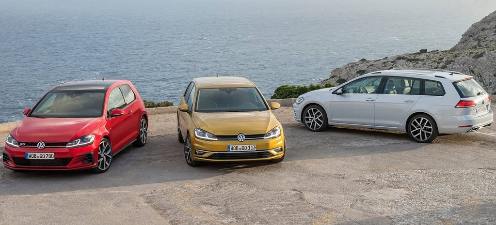 2018 Volkswagen Golf pricing