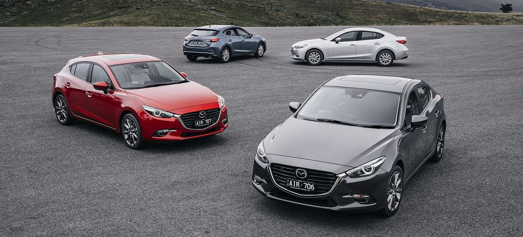 2017 Mazda 3: Which spec is best?