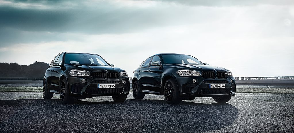 BMW X5 M and X6 M Black Fire Edition pricing