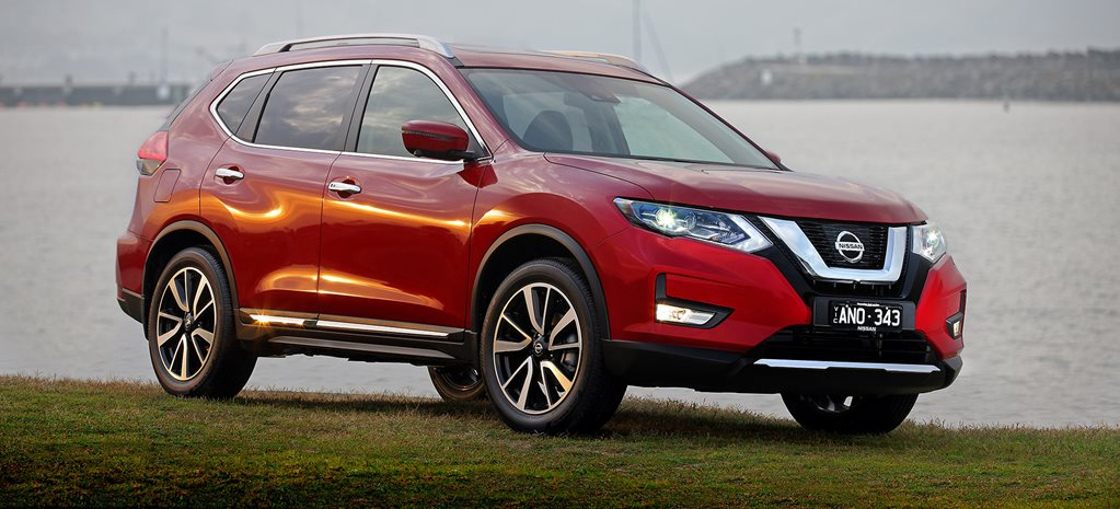 nissan x trail 4wd review