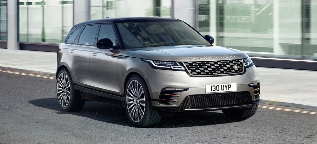 2018 Range Rover Velar to arrive with $70K base price