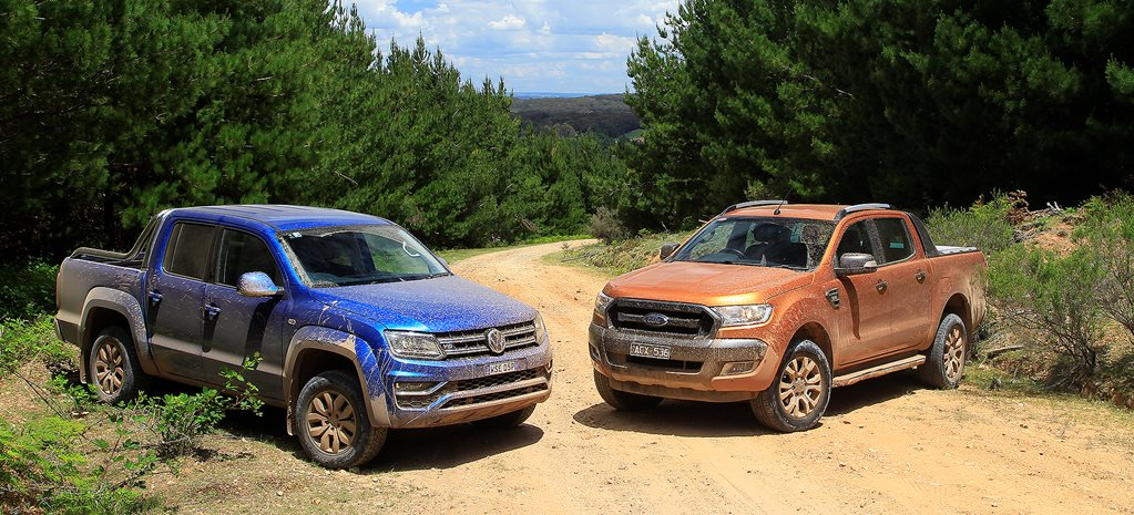 Ford Ranger to Volkswagen Amarok: WhichCar's six favourite dual cab utes
