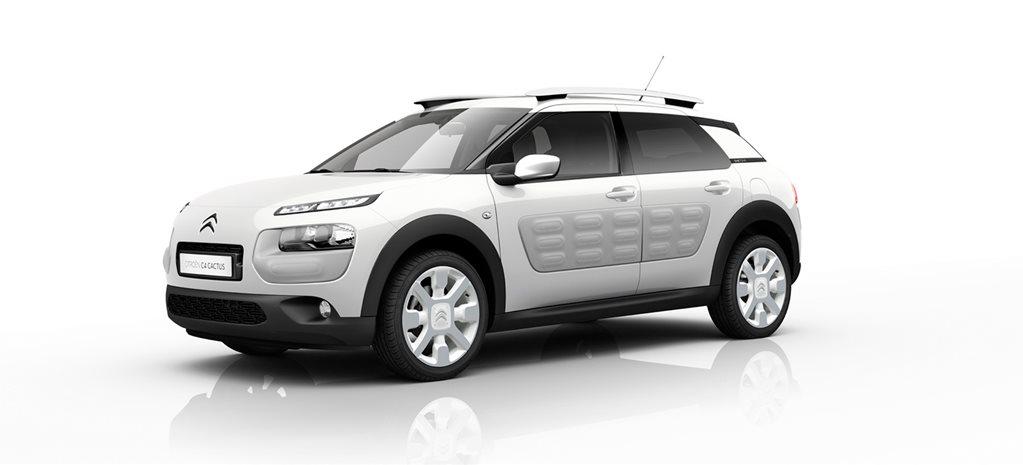2018 citroen c4 cactus petrol auto and onetone edition inbound. Black Bedroom Furniture Sets. Home Design Ideas