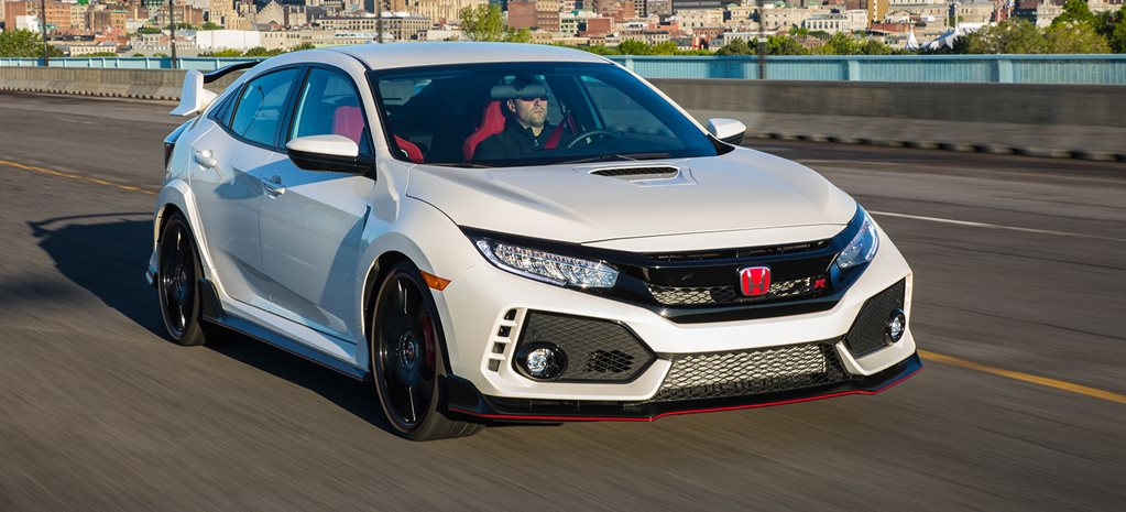 2017 Honda Civic Type R quick review