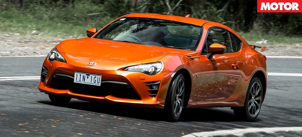 Toyota 86 2018 Review, Price & Features