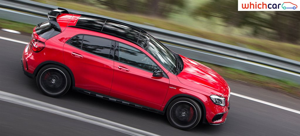 Mercedes Benz Gla Review Price Amp Features