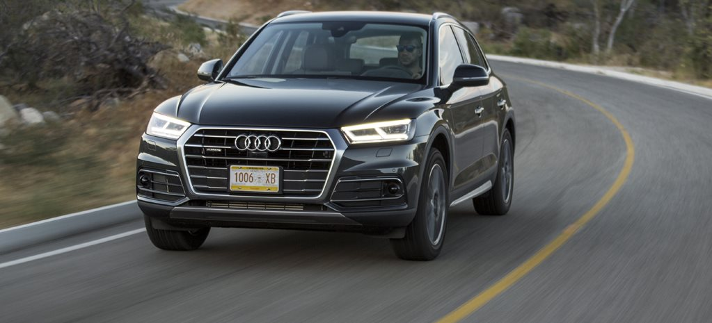 2017 Audi Q5 2.0 TFSI Sport quick review
