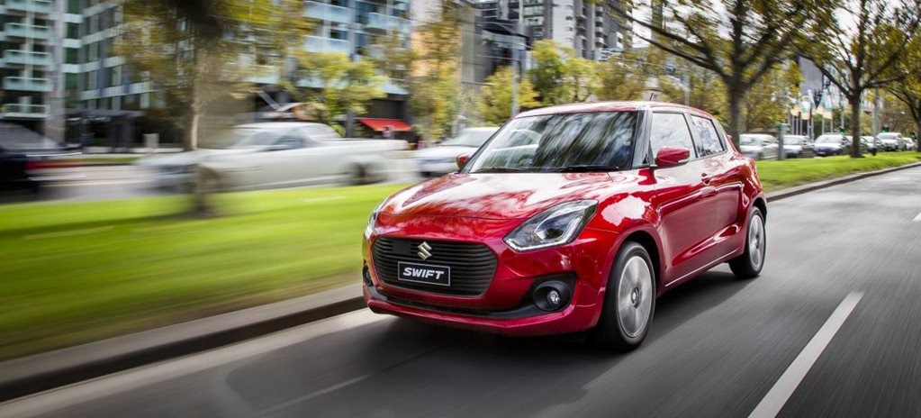 2017 Suzuki Swift GLX Turbo quick review