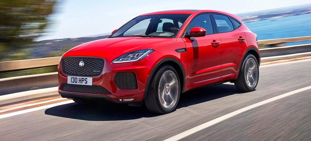 Jaguar S New E Pace Small Suv Will Be Priced From 48 000