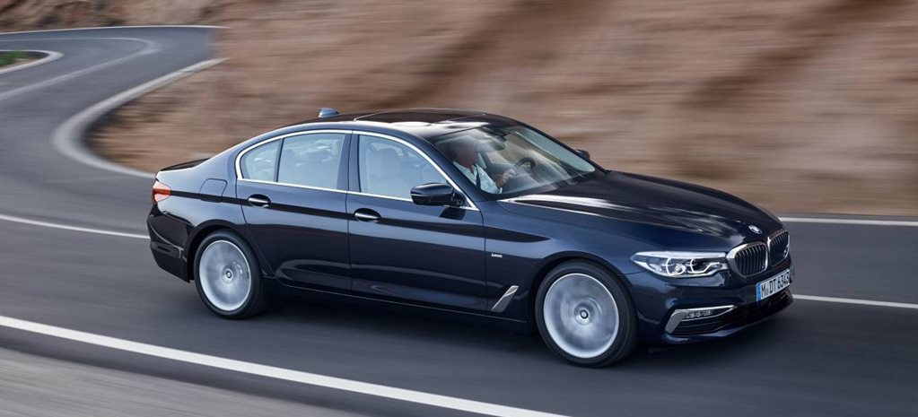 2017 BMW 520i arrives in Australia