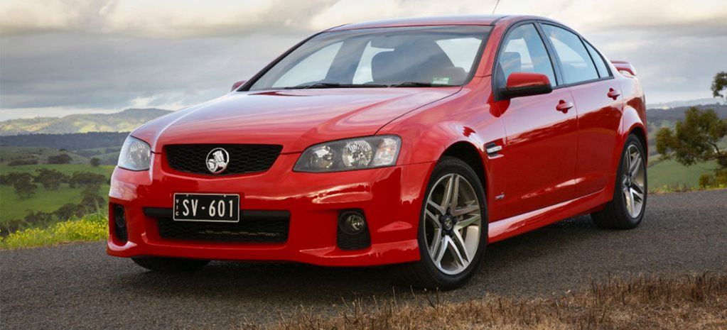 Commodore ranked as Australia's most stolen, N15 Pulsar the most stolen single model