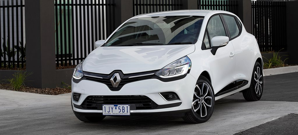 2017 Renault Clio Zen quick review