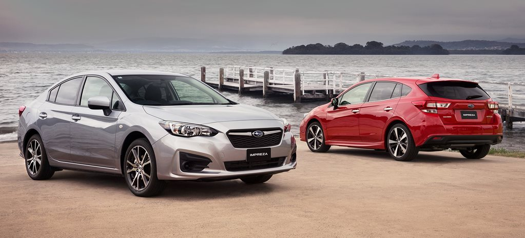 2017 Subaru Impreza: Which spec is best