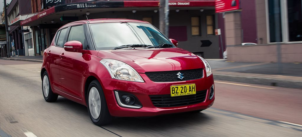 2015-2016 Suzuki Swift Review