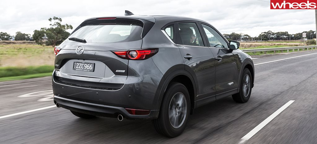 Mazda CX-5 2019 Range Review | Price, Features & Specs