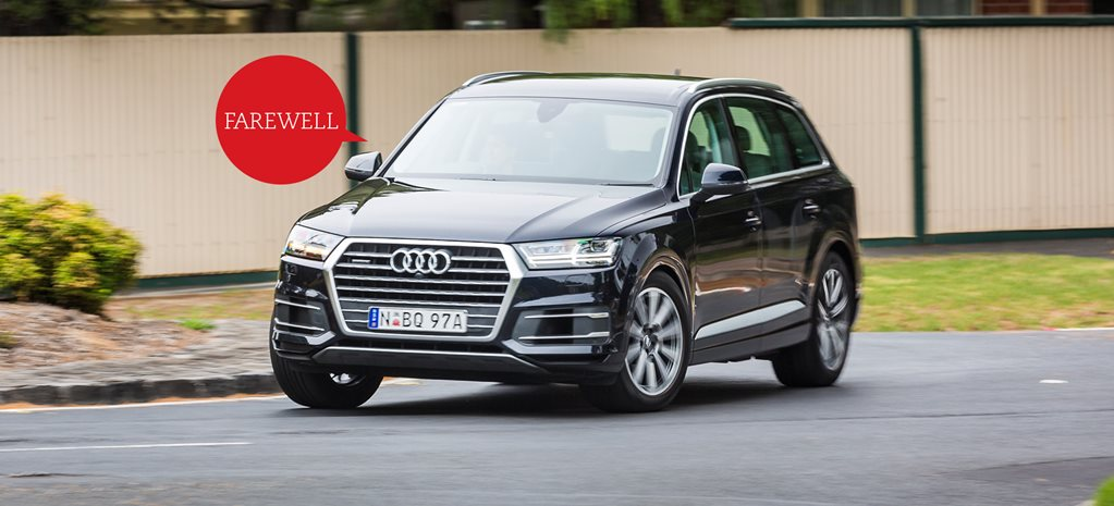 Audi Q TDI Long Term Car Review Part Six - Audi q7 reviews