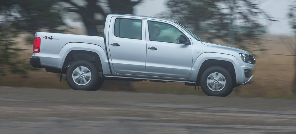 2017 Volkswagen Amarok V6 Sportline cuts price of entry