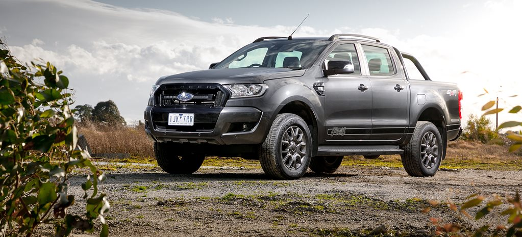 2017 Ford Ranger FX4 quick review