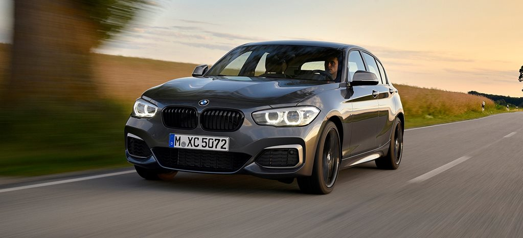 2017 BMW 1 Series update equipment and pricing
